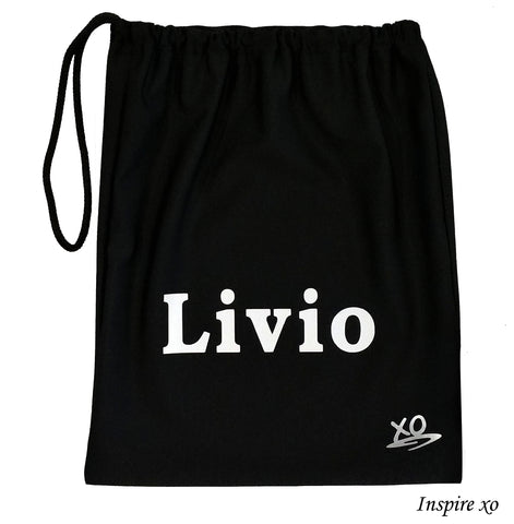 Gymnastics Dance Personalised Bag Inspire xo Gymnastics Dance Wear Australia
