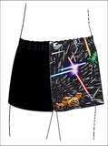 Boys Gymnastics Dance Gym Shorts Wear Australia Inspire xo
