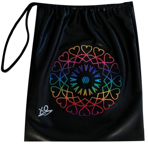 RAINBOW MANDALA BAG