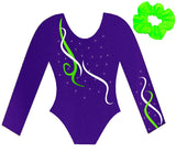 Gymnastics Leotards Australia Long Sleeve Dance Leotard Inspire xo