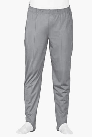 Boys Gymnastics Dance Gym Stirrup Pants Longs Grey Inspire xo