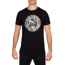 Live Fast Ride Hard Mens Tee by Felon Clothing