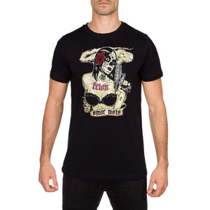 Pistol Whip Black Shirt by Felon Clothing