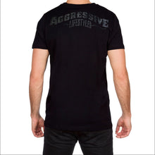 Game Over Mens Black T Shirt by Aggressive Lifestyles