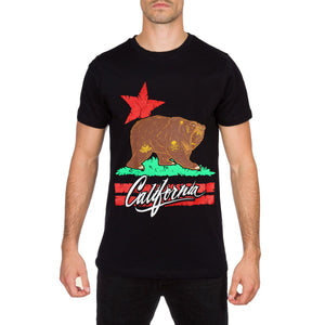 Big Bear Mens T Shirt by Fatal Clothing