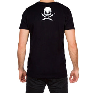 Loyalty Mens Black T Shirt by Fatal Clothing