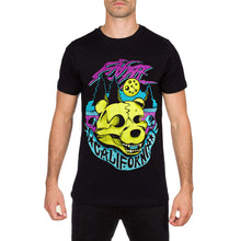 Retro Cali Bear T Shirt by Fatal Clothing