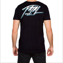 Show Off Mens Black T Shirt by Fatal Clothing