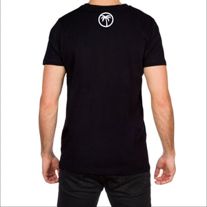 Circle Scale Mens Black T Shirt by BLVD Supply