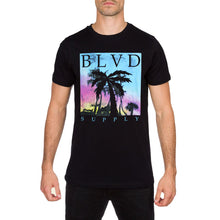Imagine Mens Black T Shirt by BLVD Supply