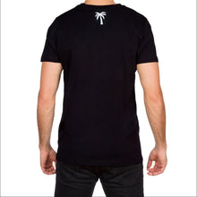Sunset Black Mens T Shirt by BLVD Supply