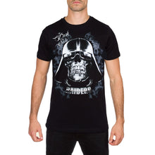 Vader Smoke Mens Black T Shirt by Aggressive Lifestyles