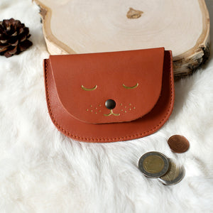 Sleepy Treasure Purse