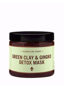 Green Clay & Gingko Detox Mask - Jacqueline Evans