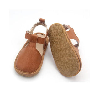 Chestnut Toddler Sandals Size 9