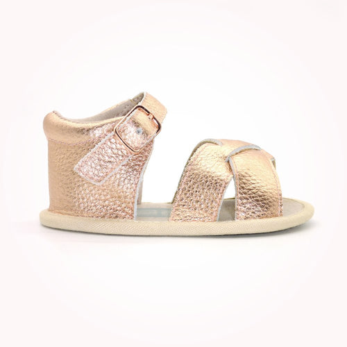 Dusi Sandals Rose Gold (6-12m)