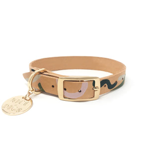 Wandering Ways Dog Collar (XS)