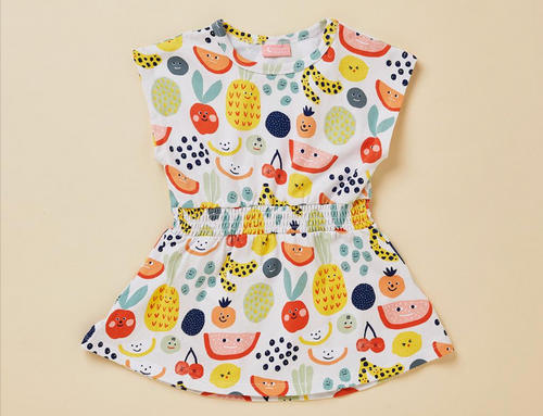 Fruit Tingle Good Times Dress