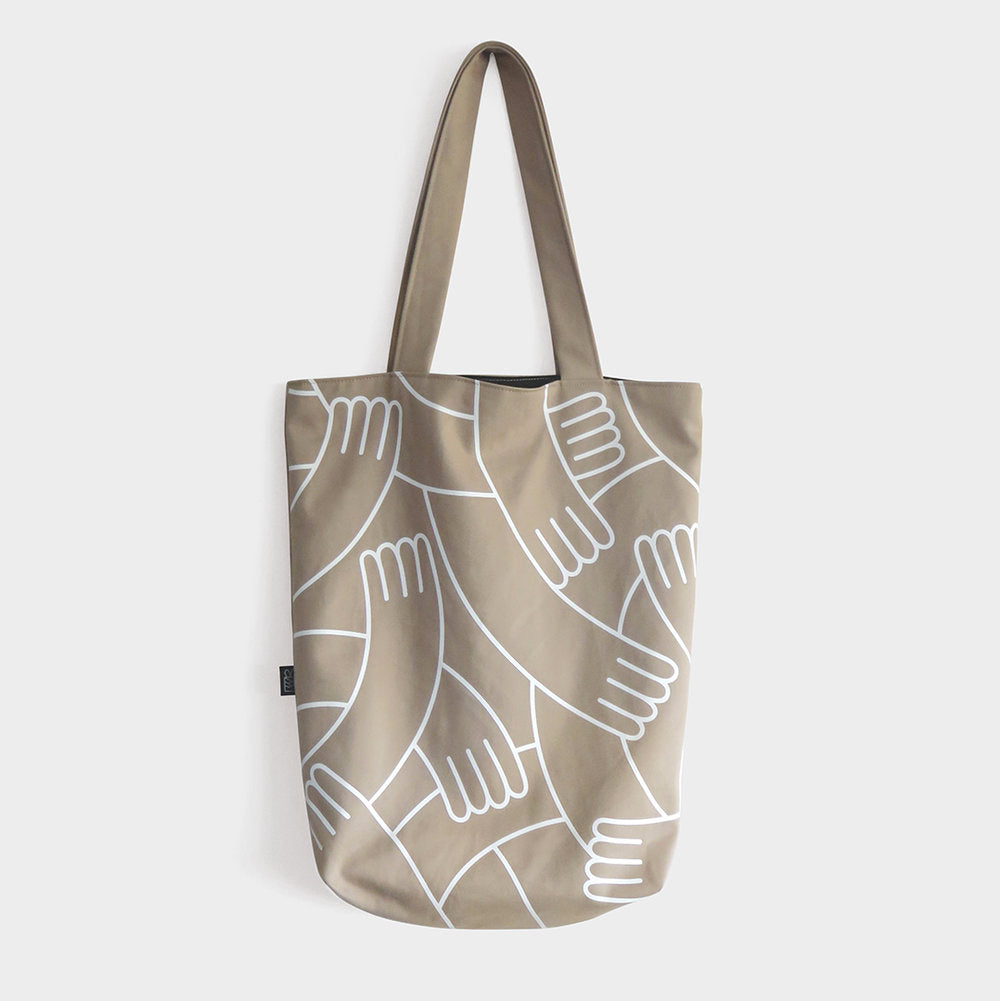 Camel All In Tote