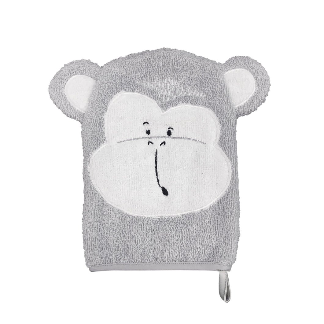 Monkey Wash Mitt Face Washer