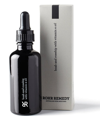 Boab & Rosehip with Vitamin E Oil