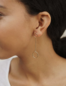 Circ Earrings