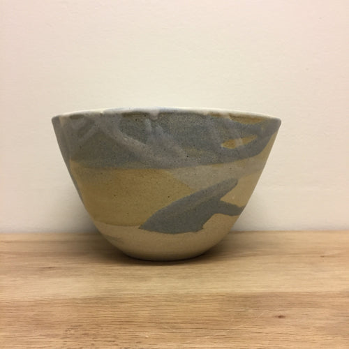 Hills Glaze Fruit Bowl
