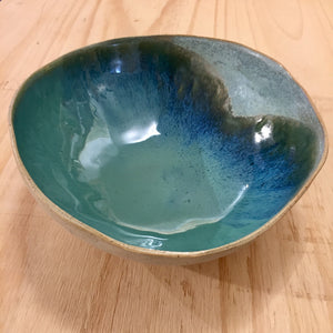 Landscape Serving Bowl