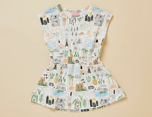 Big Adventures Good Times Dress
