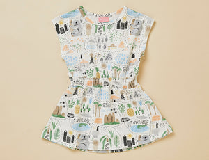 Big Adventures Good Times Dress (1 Year)