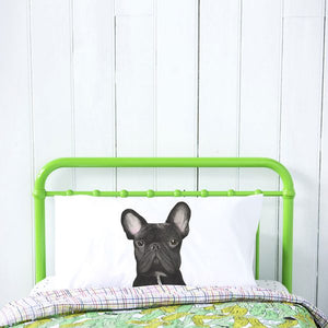 Gilbert the French Bulldog Pillow Case