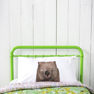 Winston the Wombat Pillow Case