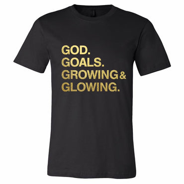 GOD and GOALS