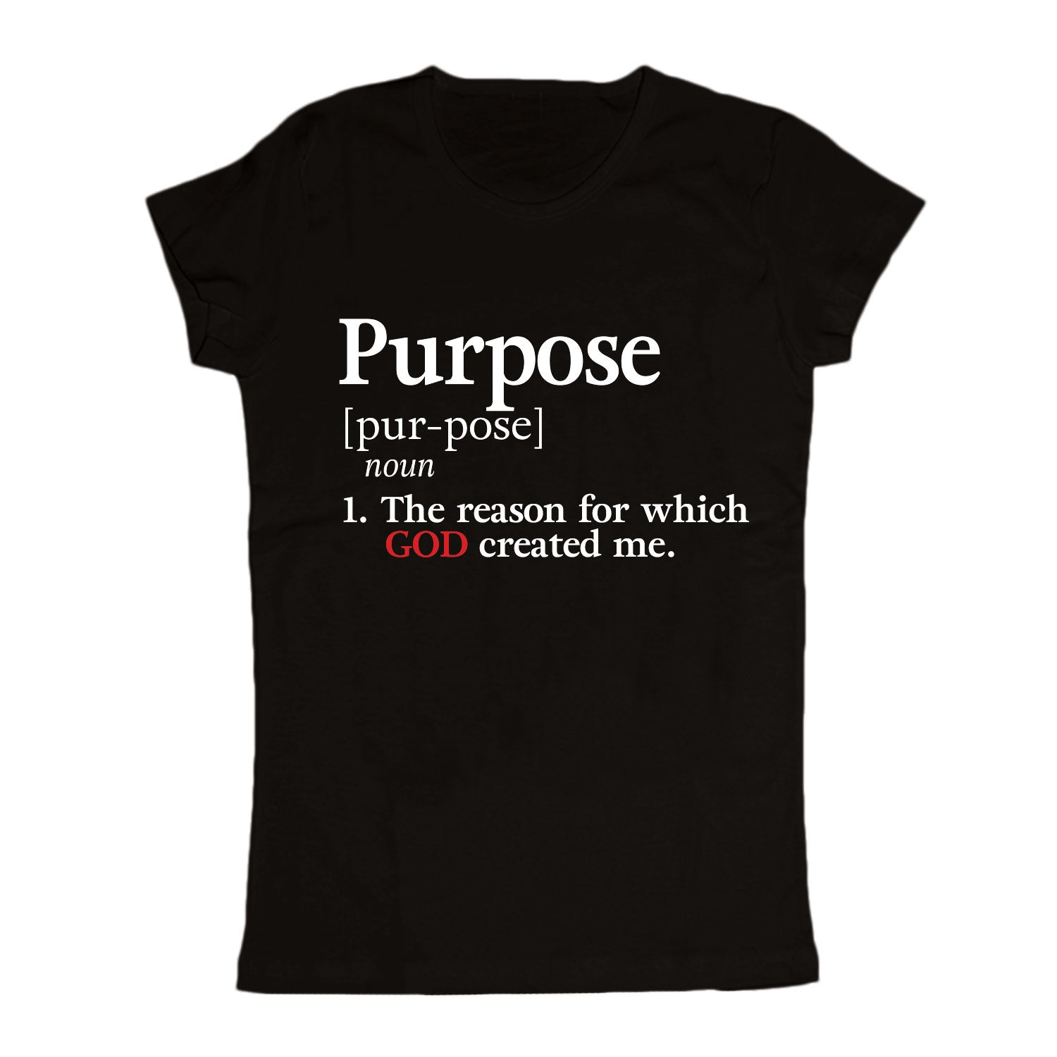 'Purpose' Tee (Women)