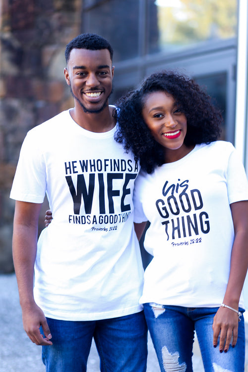 'His GOOD Thing' Tee
