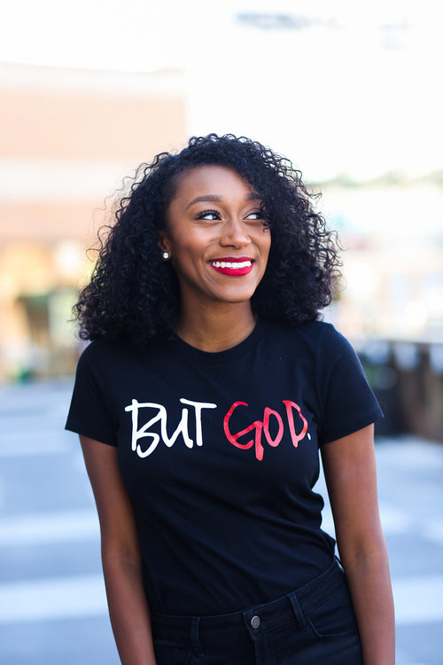 'But GOD' Tee (Women)