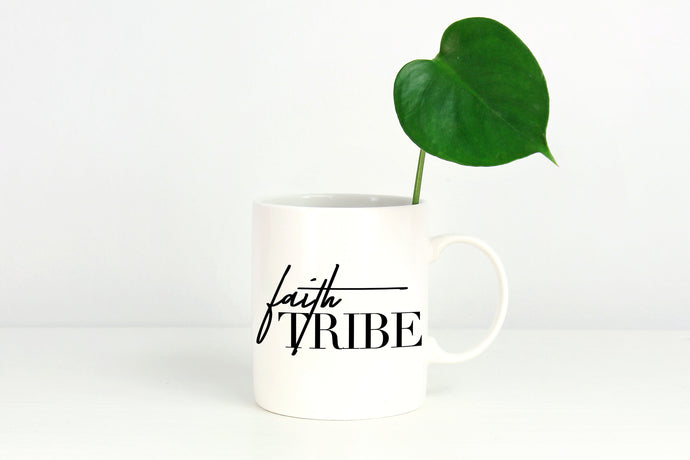 The Faith Tribe Mug
