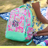 Lizzie Backpack ~ Monogrammed Backpack - Blush & Company Designs