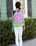 Monogrammed Pink pineapple Backpack ~ Monogrammed girls backpack ~ Back to school backpack - Blush & Company Designs