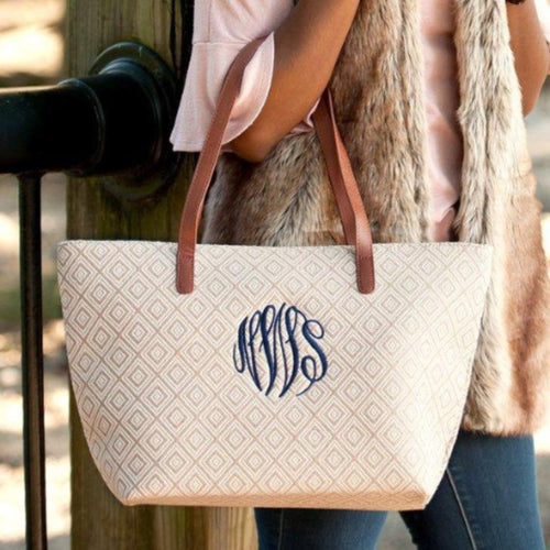 Diamond Purse ~ Monogrammed Diamond Purse ~ Monogrammed Shoulder Bag