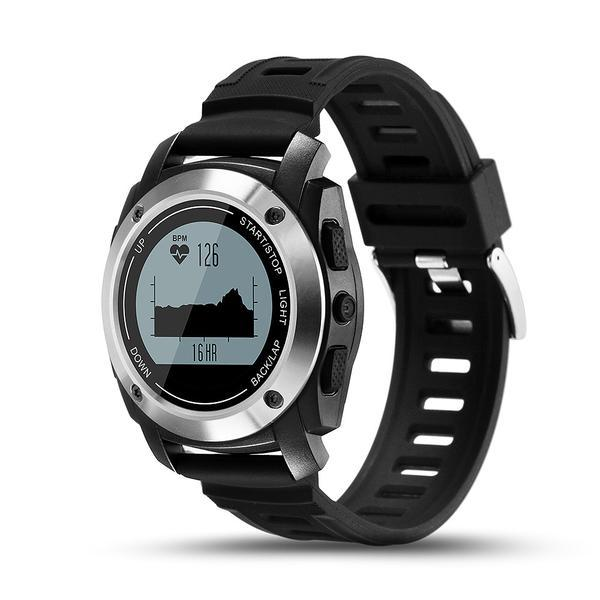 The Ironman - GPS Outdoor Sports Smart Watch with Heart Rate Monitor