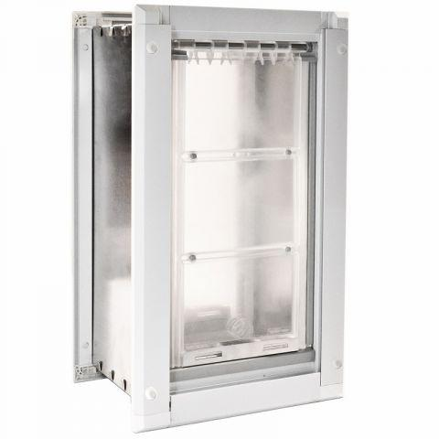 Endura Flap Double Flap Extra Large Wall Mount Pet Door 04PP12