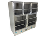 Image of Groomer's Best 5 Unit Cage Bank GB5UNIT