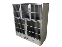 Groomer's Best 5 Unit Cage Bank GB5UNIT