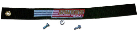 Owens Pull Strap Kit-Replacement Pull Strap for Top Storage Dog Boxes 55236