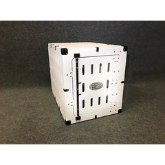 Image of KBC Kennels White/Black Standard Heavy Duty Crate