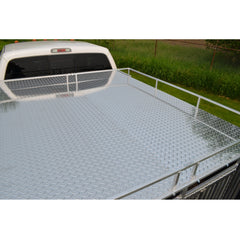 Over the Rail Series FULL BED 8 FOOT with Crossover Storage