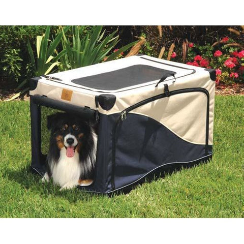 Precision Pet Soft-Side Crate - 2000, Grain Valley Dog Supply - DogkennelsUSA.com