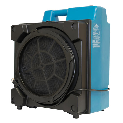 XPOWER X-3500 Professional 4-Stage HEPA Air Scrubber