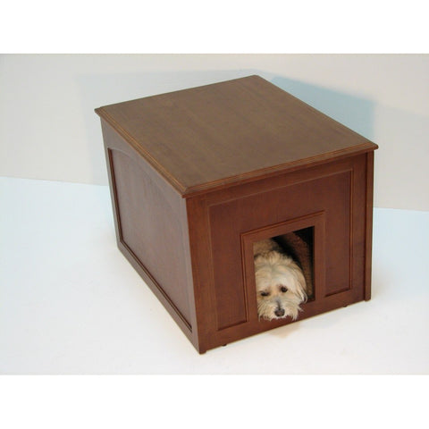 Crown Pet Doggie Den Cabinet/Indoor Doghouse, Crown Pet Products - DogkennelsUSA.com